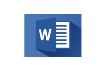 ייעול העבודה ב Word 2013