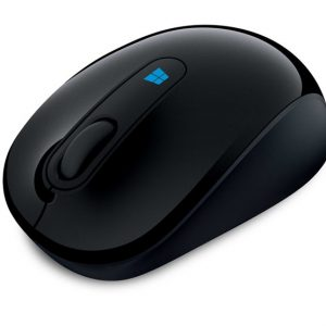 Sculpt Mobile Mouse-BLACK