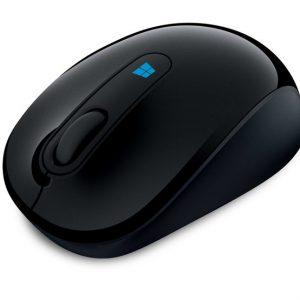 Sculpt Mobile Mouse-BLACK